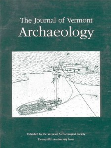 Journal of Vermont Archaeology Volume 1