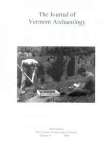 Journal of Vermont Archaeology Volume 5