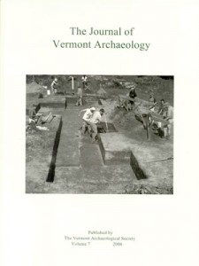 Journal of Vermont Archaeology Volume 7