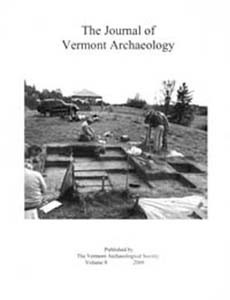 Journal of Vermont Archaeology Volume 9