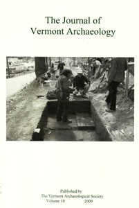 Journal of Vermont Archaeology Volume 10
