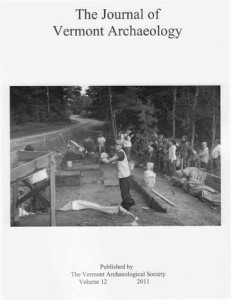 The Journal of Vermont Archaeology - Volume 12 (2011)