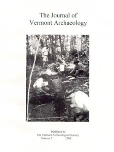 Journal of Vermont Archaeology Volume 3
