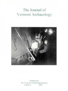 Journal of Vermont Archaeology Volume 4