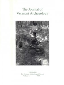Journal of Vermont Archaeology Volume 6